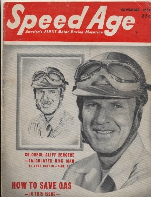 November 1951 Speed Age Motor Racing Magazine